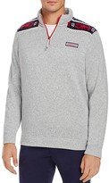 Vineyard Vines Lobster Jersey Shep Half-Zip Sweatshirt