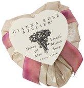Gianna Rose Atelier Pearl Tissue Heart Soap - Citrus