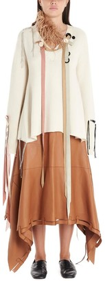 Loewe Feathered Ribbon Detail Sweater