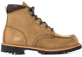 Red Wing Shoes Sawmill lace-up combat boots