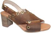 Eric Michael Brown Leather Emma Sandal
