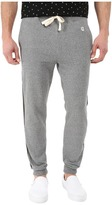 Todd Snyder + Champion Faux Leather Side-Stripe Sweatpants