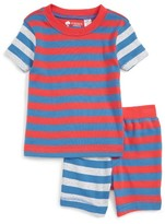 Toddler Boy's Tucker + Tate Stripe Fitted Two-Piece Pajamas