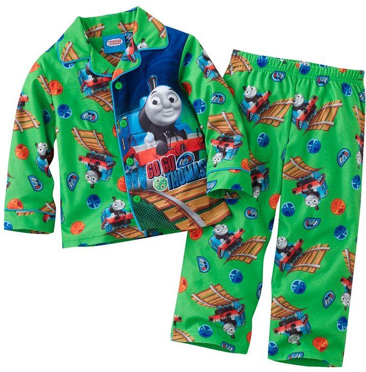 """Thomas & Friends go go thomas!"""" pajama set - toddler"""