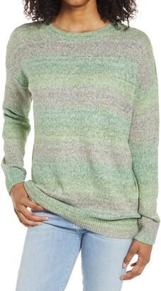 BP Space Dye Tunic Sweater