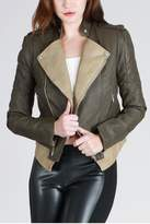 SNAZZY CHIC BOUTIQUE Edgy Leather Jacket