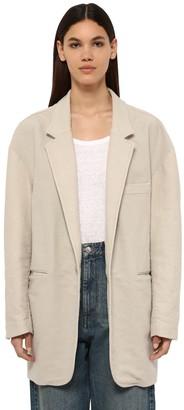 Etoile Isabel Marant Natty Cotton Moleskin Jacket