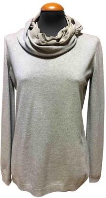 Fabiana Filippi Grey Wool Knitwear for Women