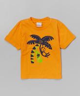 Flap Happy Surf Monkey Tee - Infant Toddler & Boys