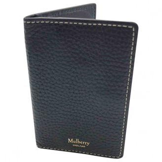 Mulberry Black Leather Small bags, wallets & cases