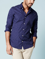 Boden Slim Fit Printed Shirt