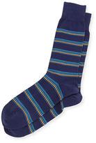 Paul Smith Neon Striped Socks
