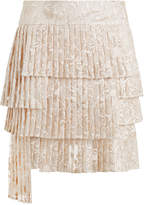 Zimmermann Maples Sportive Mini Skirt