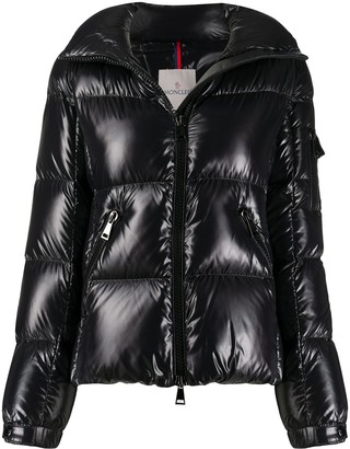 Moncler Zip-Up Padded Jacket