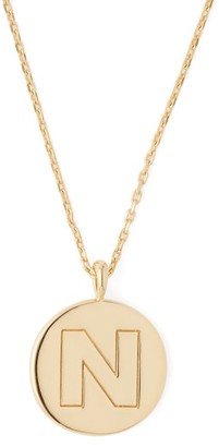 Theodora Warre - N-charm Gold-plated Necklace - Gold
