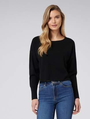 Ever New Dahlia Crop Sweater