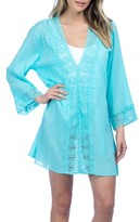 LaBlanca Women's La Blanca 'Island Fare' V-Neck Cover-Up Tunic