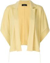 Cividini cropped open cardigan - women - Cashmere - 42