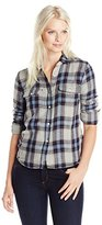 Joe's Jeans Women's Winnie Plaid Shirt