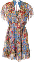 Zimmermann ruffled floral dress