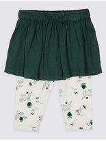 Marks and Spencer 2 Piece Skirt & Leggings