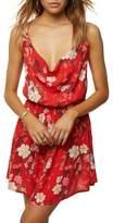 O'Neill Ashby Cowl Neck Dress