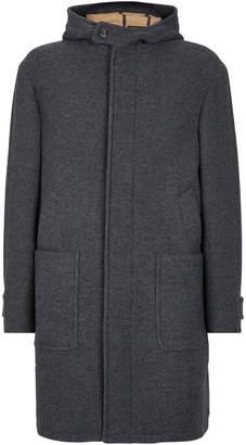 Ermenegildo Zegna Wool Overcoat