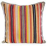 Mackenzie Childs MacKenzie-Childs Sanibel Stripe Outdoor Accent Pillow