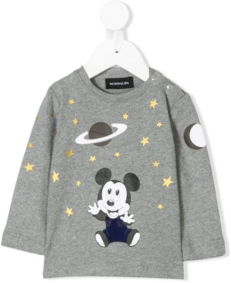 MonnaLisa Mickey Mouse sweater