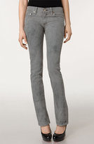 Rag & Bone/JEAN Straight Leg Stretch Jeans
