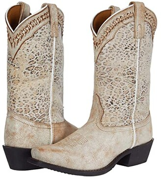 Laredo Fade To Cat (Bone) Women's Boots