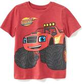 Old Navy Blaze and the Monster Machines Graphic Tee for Toddler Boys