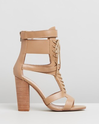 IRIS Footwear - Women's Strappy sandals - Robin - Size One Size, 6 at The Iconic