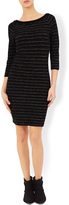 Monsoon Leighanne Sparkle Knitted Dress
