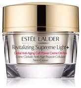 Estee Lauder Revitalizing Supreme Light+ Global Anti-Aging Cell Power Creme Oil-Free, 1.7 oz./ 50 mL