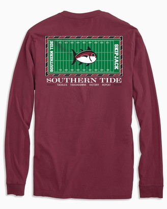 Southern Tide USC Gamecocks Stadium Long Sleeve T-Shirt