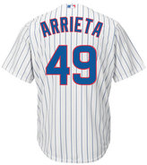 Majestic Kids' Jake Arrieta Chicago Cubs Replica Jersey