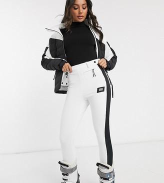 Asos 4505 ski soft shell colour block slim fit biker trouser