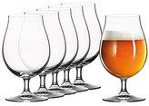 Spiegelau 4991884 28.1 x 19 x 16.5 cm Beer Classics Tulip Glass, Set of 6, Transparent