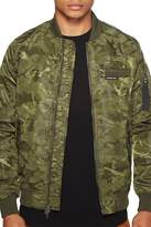 Members Only MO-1 Jacquard Bomber Jacket