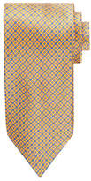 Stefano Ricci Flower-Print Silk Tie