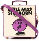Olympia Le-Tan small Little Miss Stubborn box tote