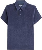 Vilebrequin Terry Cotton Polo Shirt