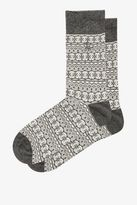 Jack Wills Eynsford Single Fairisle Socks