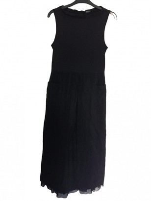 One Step Black Dress for Women