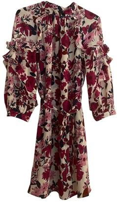 Tara Jarmon Pink Silk Dress for Women
