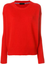 Etro ribbed detail jumper