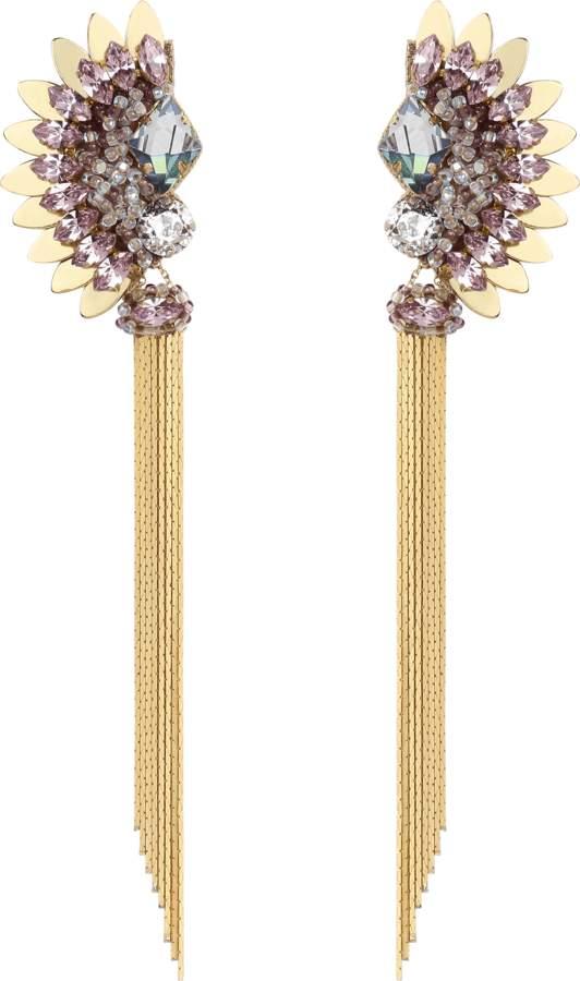 Deepa Gurnani Xyla Earrings