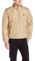 U.S. Polo Assn. Men's Fleece Lined Piped Jacket