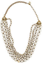 Miriam Haskell Pearl Strand Necklace